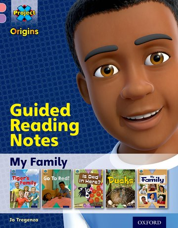 My Family: Guided reading notes