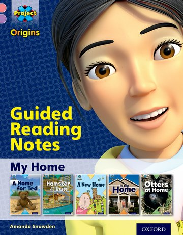 My Home: Guided reading notes