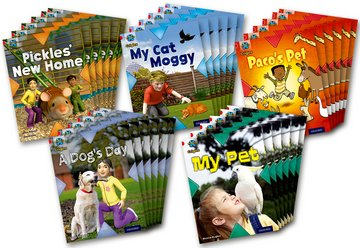 Pets: Class Pack of 30