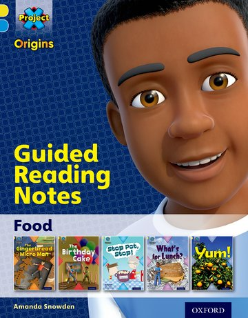 Food: Guided reading notes