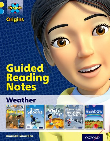 Weather: Guided reading notes