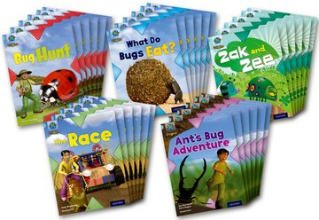 Bugs: Class Pack of 30
