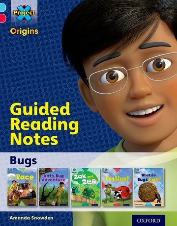 Bugs: Guided reading notes