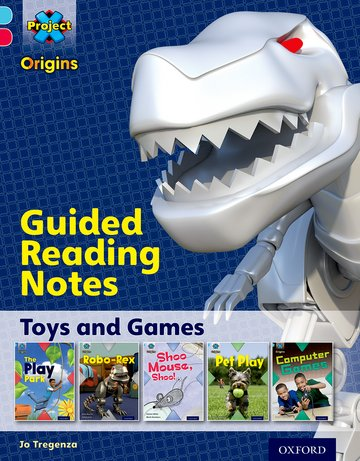 Toys and Games: Guided reading notes