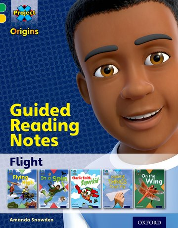 Flight: Guided reading notes