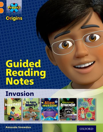Invasion: Guided reading notes