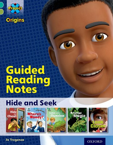 Hide and Seek: Guided reading notes