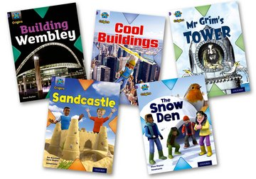 Buildings: Class Pack of 30