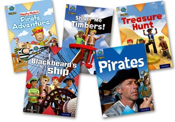 Pirates: Mixed Pack of 5
