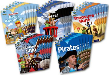 Pirates: Class Pack of 30