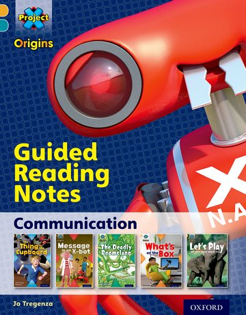 Communication: Guided reading notes