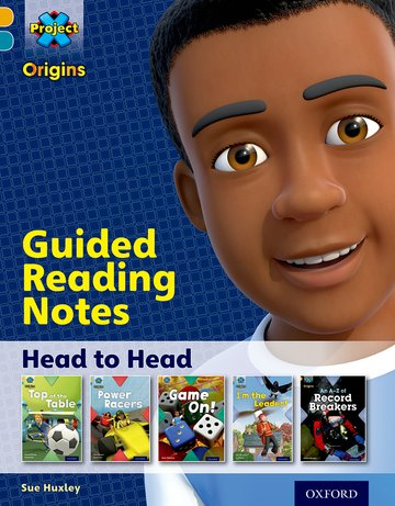 Head to Head: Guided reading notes
