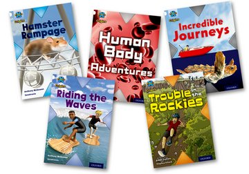 Journeys: Mixed Pack of 5