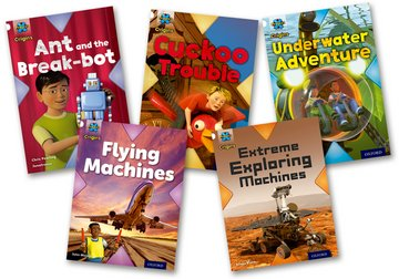 Inventors and Inventions: Mixed Pack of 5
