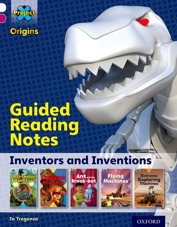 Inventors and Inventions: Guided reading notes