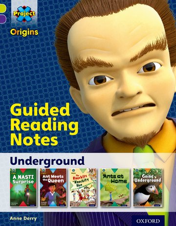 Underground: Guided reading notes
