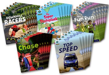 Fast and Furious: Class Pack of 30
