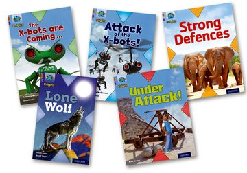 Strong Defences: Mixed Pack of 5