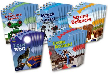 Strong Defences: Class Pack of 30