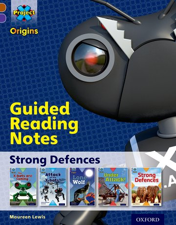 Strong Defences: Guided reading notes