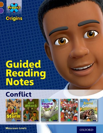 Conflict: Guided reading notes