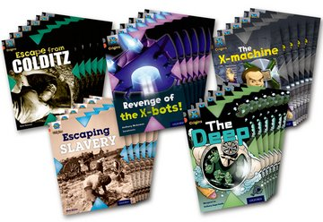 Great Escapes: Class Pack of 30