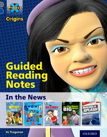 In the News: Guided reading notes