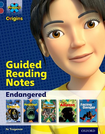 Endangered: Guided reading notes