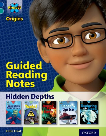 Hidden Depths: Guided reading notes
