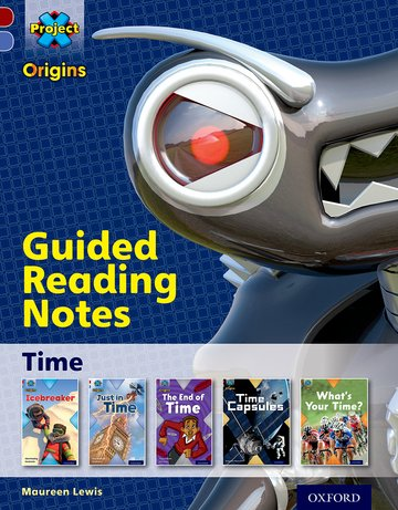 Time: Guided reading notes