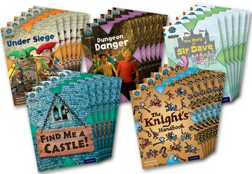 Knights and Castles: Class Pack of 30