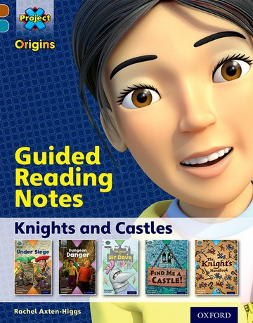 Knights and Castles: Guided reading notes