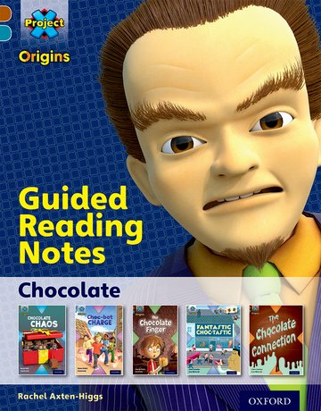 Chocolate: Guided reading notes