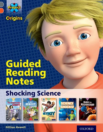 Shocking Science: Guided reading notes
