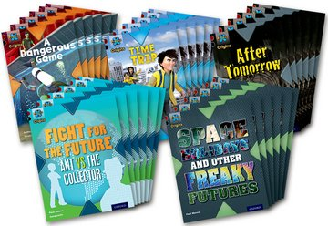 Into the Future: Class Pack of 30