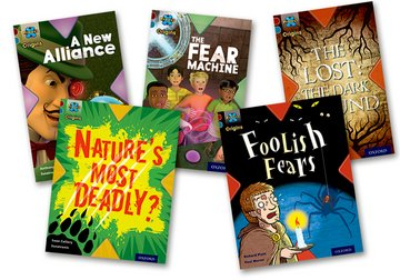 Fears and Frights: Mixed Pack of 5